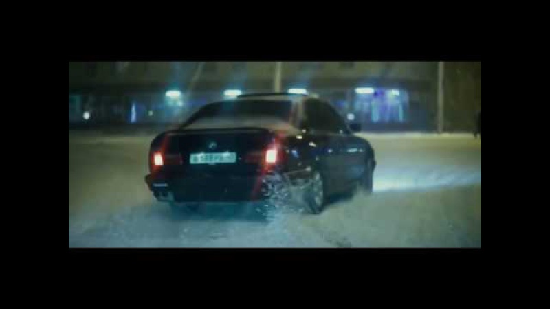 Т.Б.К - Привыкай BMW e34 дрифт