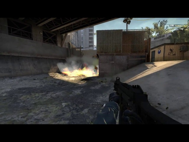 -5 with UMP by akeN