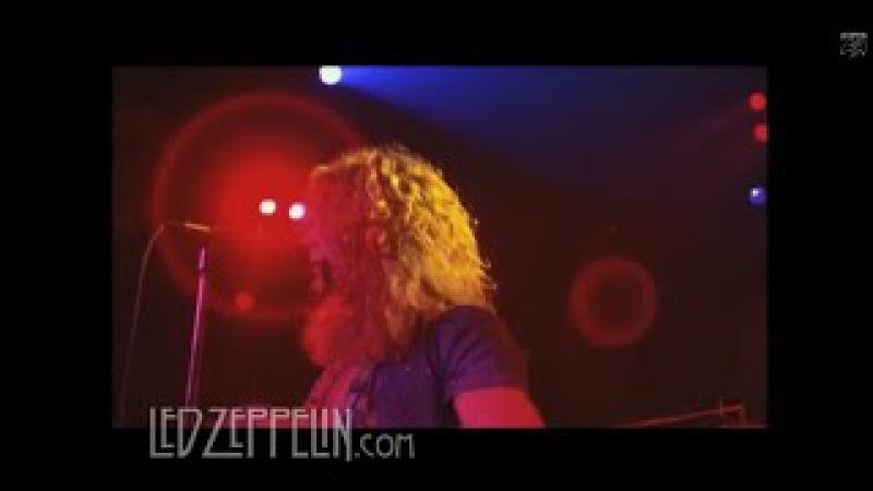 Led Zeppelin Stairway to Heaven (New York 1973)