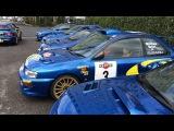 WRC Replica Subaru Impreza WRX STI