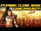 STAR WARS REDEMPTION - Epic Clone Wars Era Game Project!