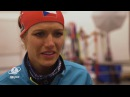 Hochfilzen2017 Sprint Gold for Gabriela Koukalova