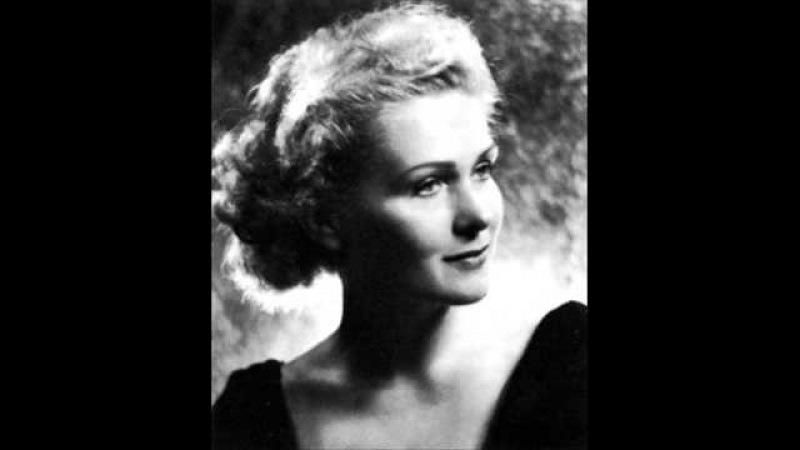 Elisabeth Schwarzkopf - Bizet (Carmen): Je dis que rien ne m'épouvante