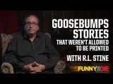 Goosebumps Stories That Weren't Allowed To Be Printed with R.L. Stine