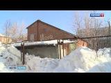 ЧП в садике детей завалило снегом