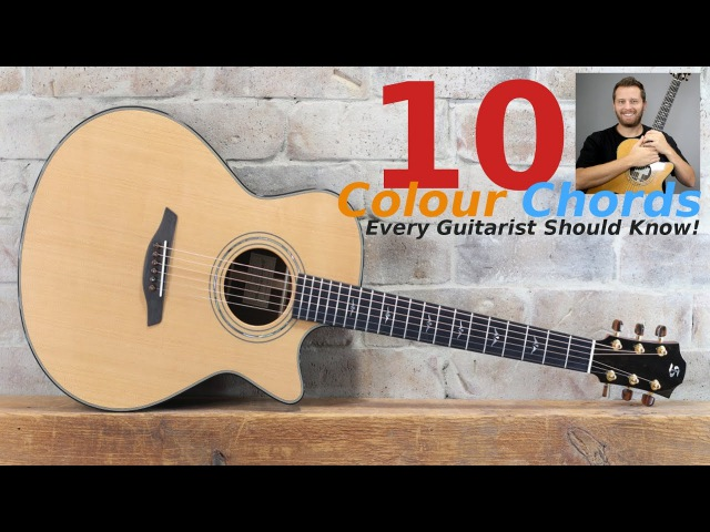 10 Color Chords Every Guitarist Should Know!