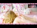 ★ASMR [german]★ tingly back Scratching, Massage Triggers Hair Brushing   Dream Play ASMR