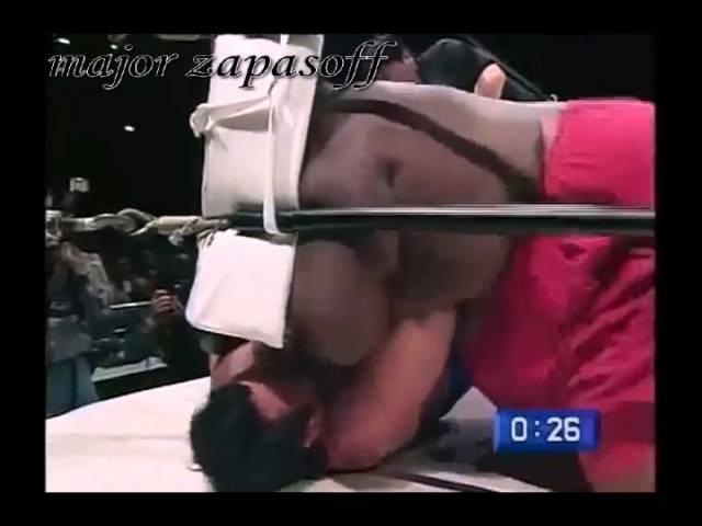 Emmanuel Yarborough vs Tatsuo Nakano