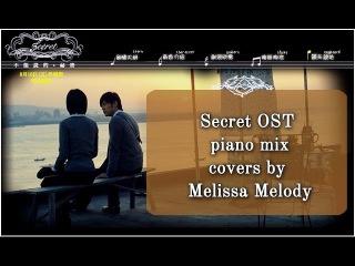Jay Chou Secret OST - PIANO mix by Melisa Melody