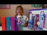 Вики микс распаковка школа Кантерлот Vicki mix unpacking school Canterlot