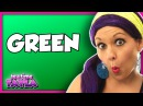 Green for Kids 💚 Learn Colors for Children on Tea Time with Tayla