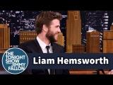 Liam Hemsworth Explains His Childhood Nickname Triple Six
