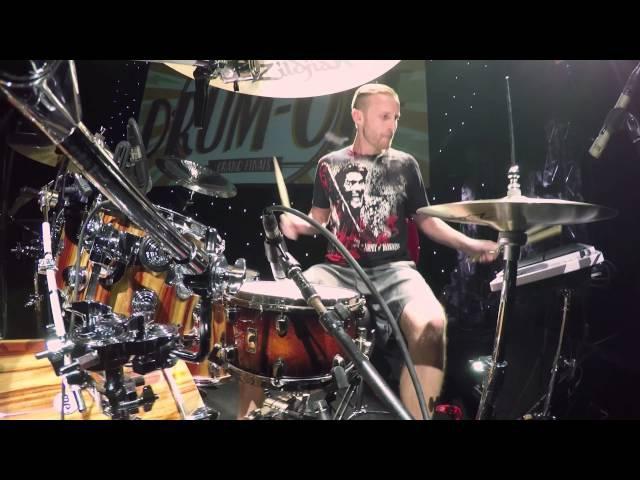 Brandon Zackey Guitar Center 27th Annual Drum Off Finalist