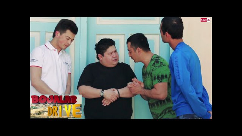 Bojalar drive 28-QISM (uzbek serial) | Божалар драйв 28-қисм (узбек сериал)