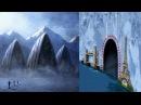 La ciudad perdida de la Atlántida está escondida bajo el gran continente de la Antártida