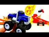 🏎️ Игрушки для мальчиков. #ВСПЫШ и ЧУДО МАШИНКИ: #КРУШИЛА, #СТАРЛА на гоночном тр...