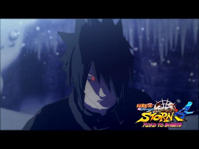 Naruto Ultimate Ninja Storm 4 Sasuke Pre Gaiden(Shinden)V2 (Fix Ver)