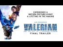 ILMovieTrailers: Первый трейлер фильма «Валериан и город тысячи планет» / Valerian and the City of a Thousand Planets