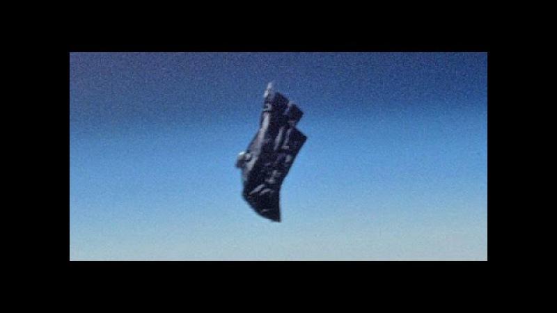 Kадры уничтожения древнего спутника пришельцев. HD NEW! Black Knight 13 000