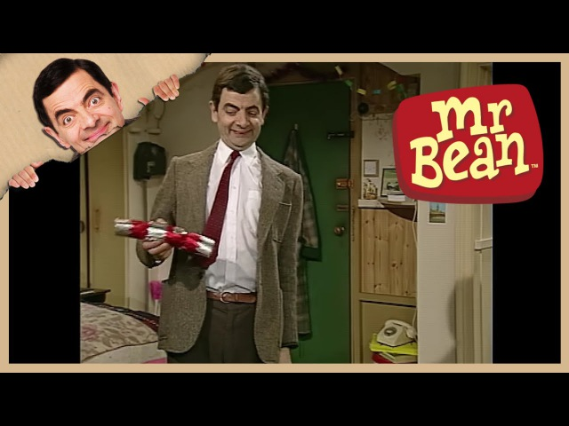 Christmas Day!   Mr. Bean Official