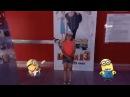 Няшки-Вкусняшки на премьере мультфильма Гадкий Я - 3
