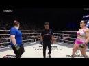 Оксана Гаглоева vs Габи Гарсия