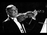 Niccolo Paganini - Sonata Il Moto Perpetuo - Salvatore Accardo