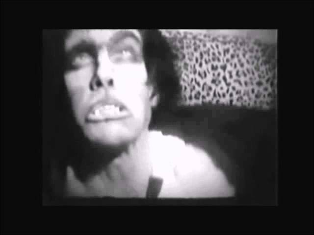 The CRAMPS - Human Fly (Short film promo 1978)