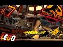 LEGO Jurassic World 7 Прохождение игры. Игра как мультик от МультиPlay