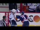 Brian Boyle vs Travis Hamonic Nov 1, 2016