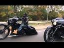 30 Wheel Harley Street Glide Custom Baggers F Bomb Baggers