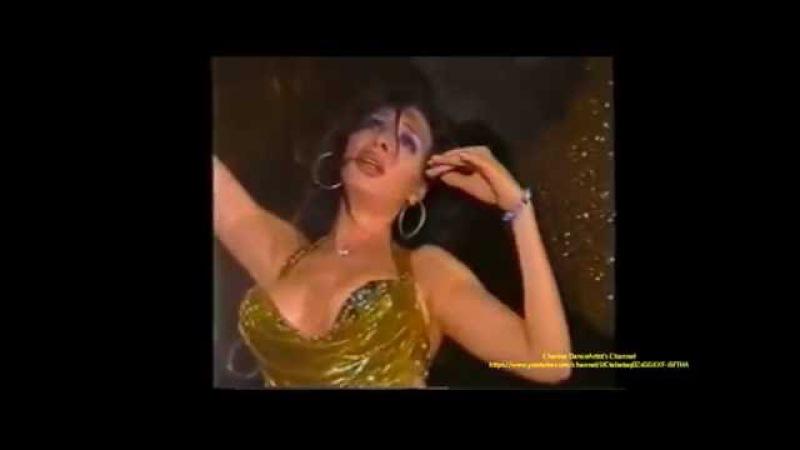 Dina, Siret El Hob choreography, AWS 2005, Cairo . الراقصة دينا