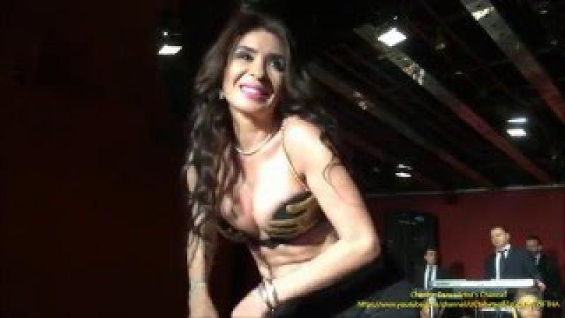 Dina, Siret el hob. Semiramis Cairo . الراقصة دينا