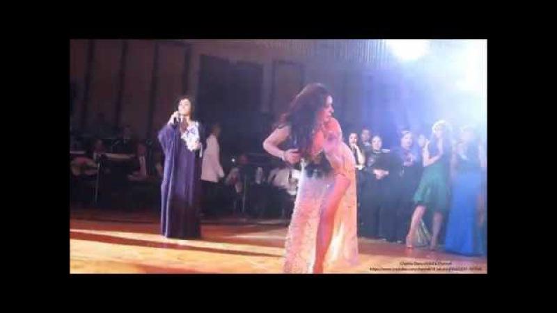 Dina,Cairo 2013 .Taht El Shibak الراقصة دينا, تحت الشباك