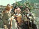 Приключения Буратино, эпизод на Байдарских воротах