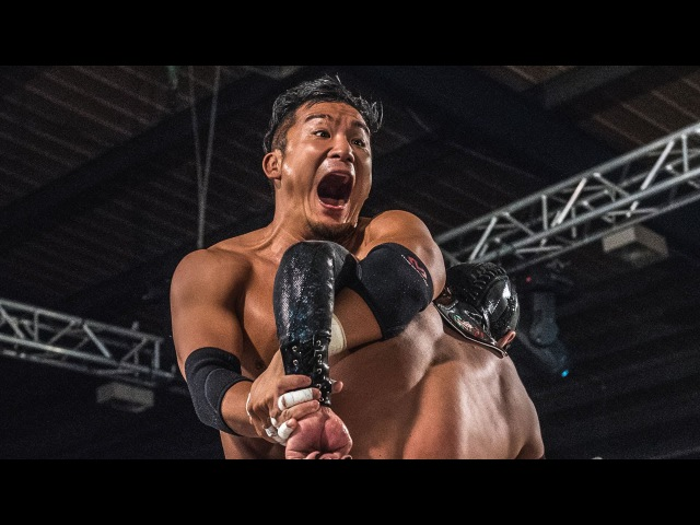 KUSHIDA vs. BUSHI (Pro Wrestling World Cup Japan - 2nd Round)