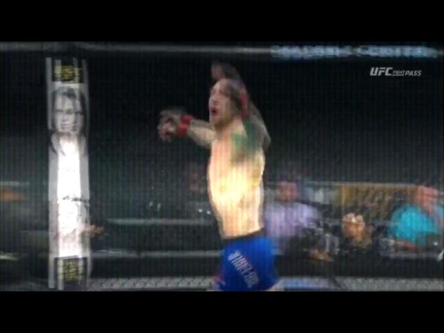 Eddie Wineland vs. Takeya Mizugaki (UFC on Fox 22 )