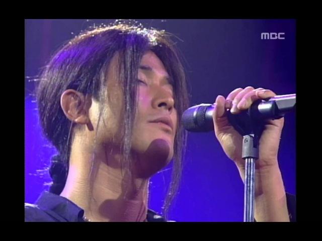 Choi Min Ыoo - Mother's lullaby, 최민수 - 어머니의 자장가, Saturday Night Music Show 1996