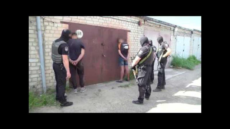 Затримано зловмисників які незаконно утримували чоловіка з метою заволодіння й...