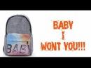 Женский рюкзак BABY