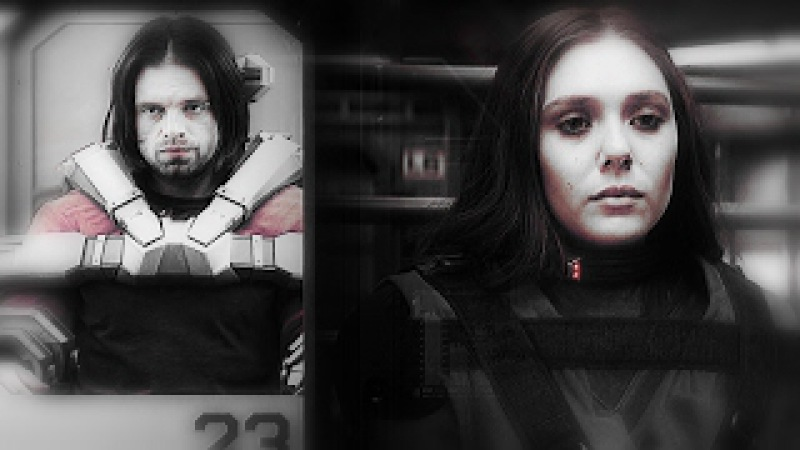 Bucky wanda | the mind is a prison that you can't escape