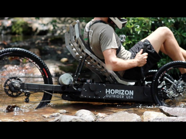 Outrider Horizon | Off-Road Electric Adventure Vehicle