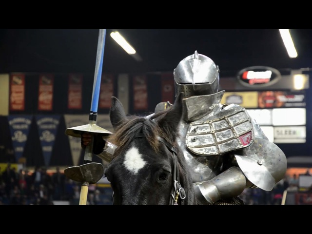 Knights of Valour Full Contact Jousting