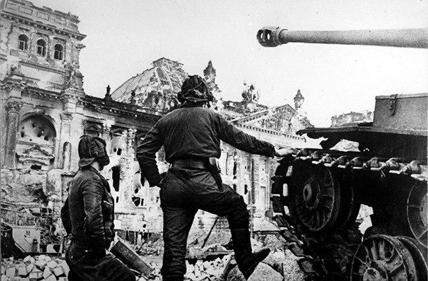 С Днем Победы в Великой Отечественной войне!
