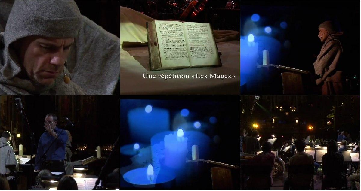 Les Mages (рождественское представление) VqabYJuTc9M