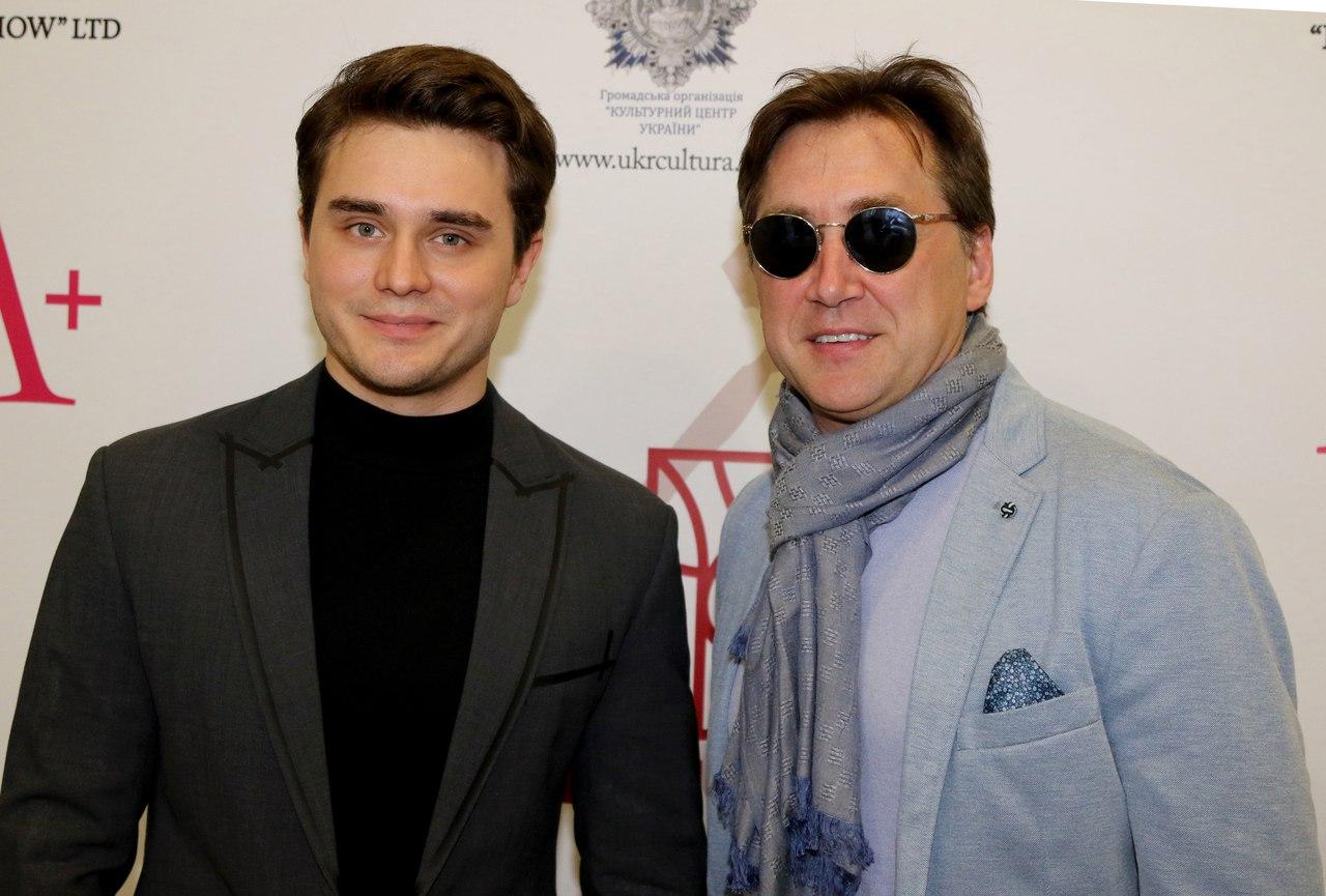 Влад Сытник и Влад Багинский