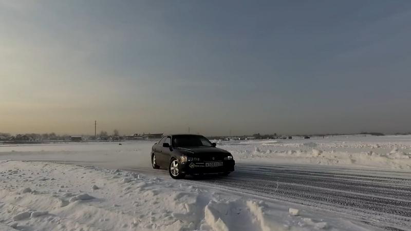 I этап GT-Зимник 2017 (14.01.2017, Шелехов, Анастасия Подкорытова)