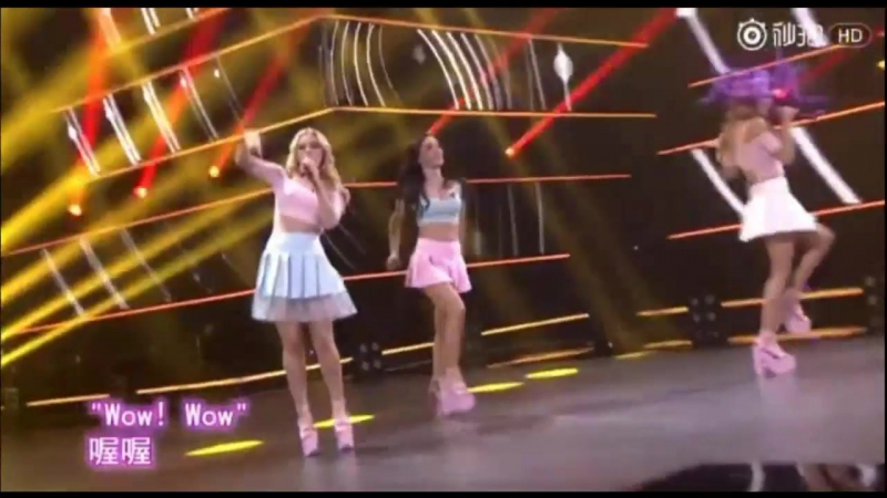 SEREBRO Mi Mi Mi Live on Born to be U5