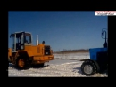 Короли Бездорожья! Тракторы МТЗ, ЮМЗ, Беларус
