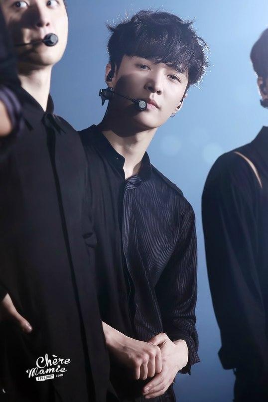 [HQ PHOTO] 160722/23/24 #EXO #Lay @  EXO PLANET #3 – The EXO'rDIUM in Seoul   cr:.Chère Mamie